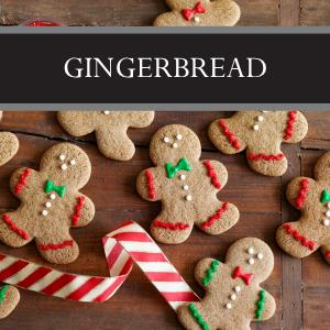 Gingerbread Wax Tart