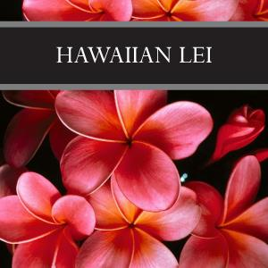 Hawaiian Lei Wax Tart