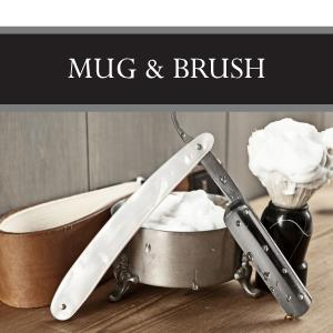 Mug & Brush Wax Tart