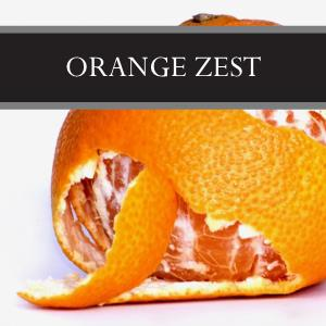 Orange Zest Wax Tart