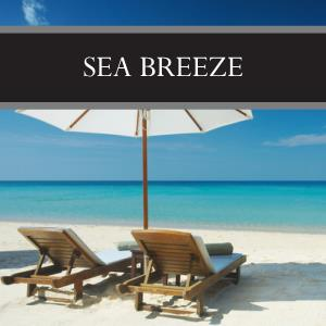 Sea Breeze Wax Tart