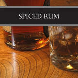 Spiced Rum Reed Diffuser