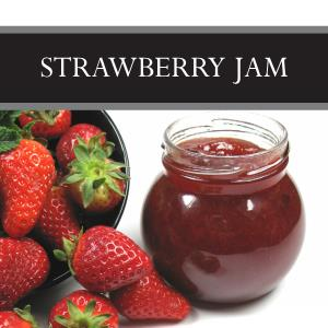 Strawberry Jam Wax Tart