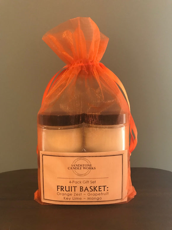 Fruit Basket 4-Pack