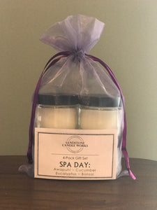 Spa Day 4-Pack