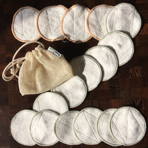 Bambaw Reusable Make-Up Remover Pads