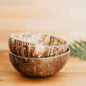 Bambaw Coconut Bowls