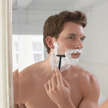 Afbeelding in Gallery-weergave laden, Bambaw Safety Razor Man Shaving