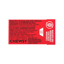 Afbeelding in Gallery-weergave laden, Chewsy plastic free natural gum cinnamon