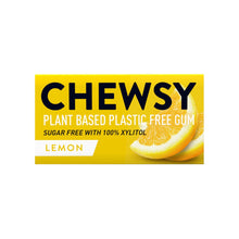Afbeelding in Gallery-weergave laden, Chewsy plastic free natural gum lemon lemon