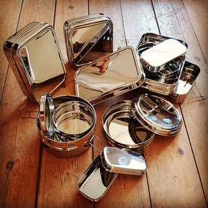 ECOLunchbox Stainless Steel Lunchboxes