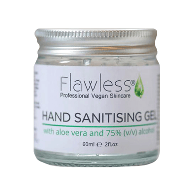 Flawless Vegan Beauty Hand Sanitising Gel