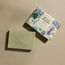 Afbeelding in Gallery-weergave laden, HelemaalShea Nettle & Rosemary Shampoo Bar