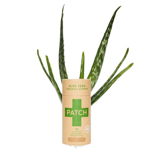 Patch Bamboo Bandages Aloe Vera