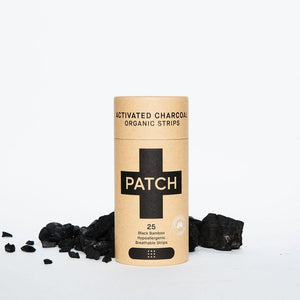 Patch Bamboo Bandages Charcoal