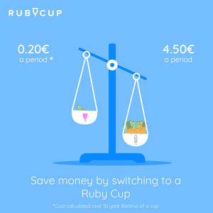 RubyCup Cost Saving Graphic