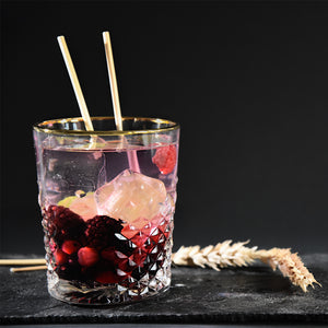 StrawByStraw Natural Straws in Cocktail