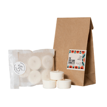 Afbeelding in Gallery-weergave laden, TheVeryGoodCandleCompany Natural Tea Lights