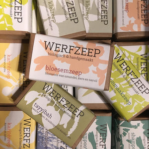 Werfzeep Natural Soap Bars