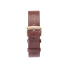 Buy watches online Wristwatch BELT 20 MM - BROWN LEATHER WATCH - maison-inland - resistant watches