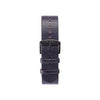 shipping worldwide BELT 20 MM - NAVY COLOUR QUALITY LEATHER - maison-inland - best watch site elegant business traveler online.