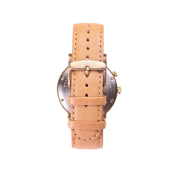 Buy classy watches online shipping worldwide / Watch THE AUGUST - ANTIQUE GOLD / CREAM - maison-inland - top quality watches store online