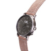 Buy tastefully designed watches online shipping worldwide / Watch THE AUGUST - CHARCOAL / OLIVE GREY - maison-inland / goes with all - best designed watch shop online quality classical elegant durable wristwatches / made in Canada