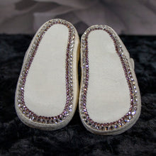 Load image into Gallery viewer, Amethyst Mist Baby Shoes_Jade + Jayne Boutique