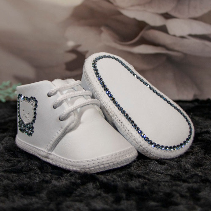 Baby Bear Blue Baby Shoe_Jade + Jayne Boutique
