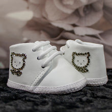 Load image into Gallery viewer, Black Lil' Bear Baby Shoe_Jade + Jayne Boutique