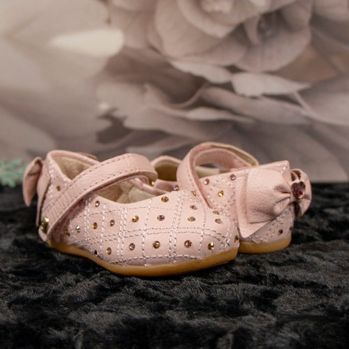 Preppy Princess Baby Shoe_Jade + Jayne Boutique