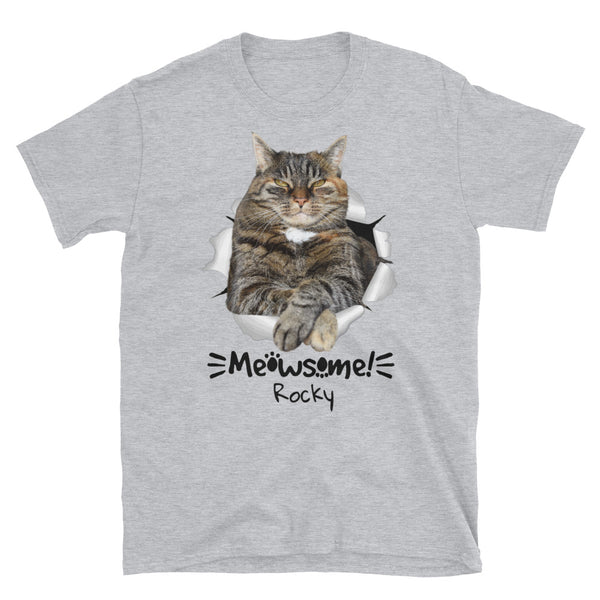 pet-on-shirt - Meowsome! - Pet On Shirt - Pet Designs