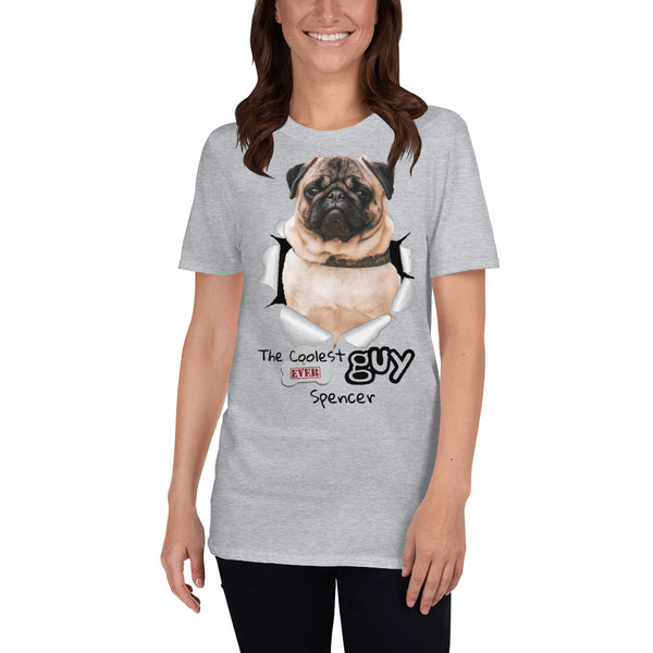pet-on-shirt - The Coolest Guy Ever! - Pet On Shirt - Pet Designs