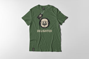 Delighted T-Shirt - Green