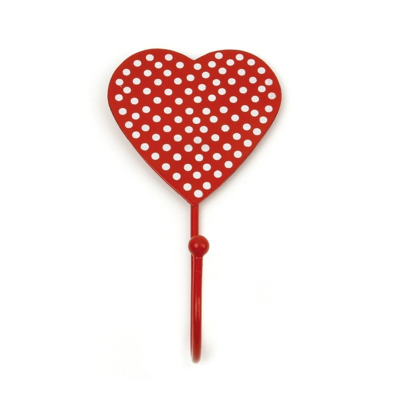 Red Heart Hanger - Decochic