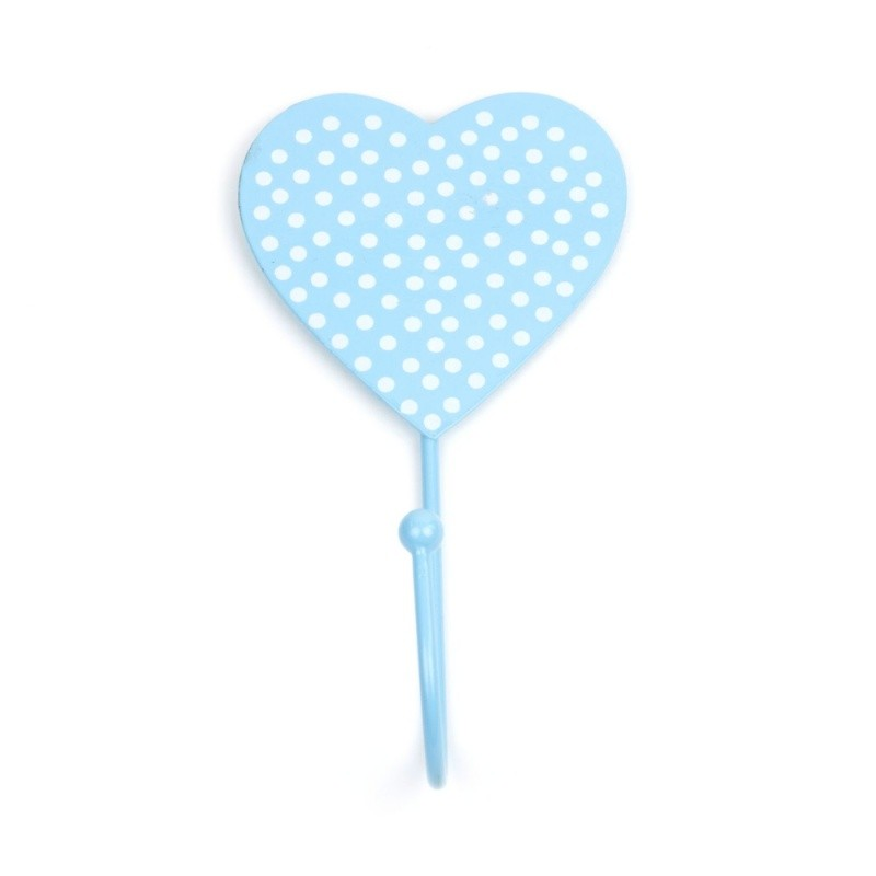 Blue Heart Hanger - Decochic