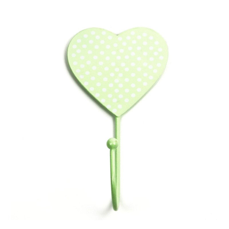 Green Heart Hanger - Decochic