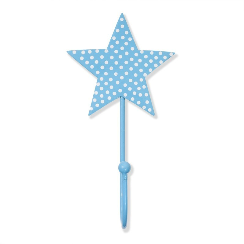 Stella Azzurro hanger with polka dots - Decochic