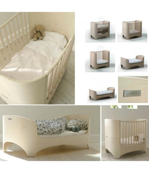 Cama Leander Convertible - 4 Colores Disponibles - Decochic