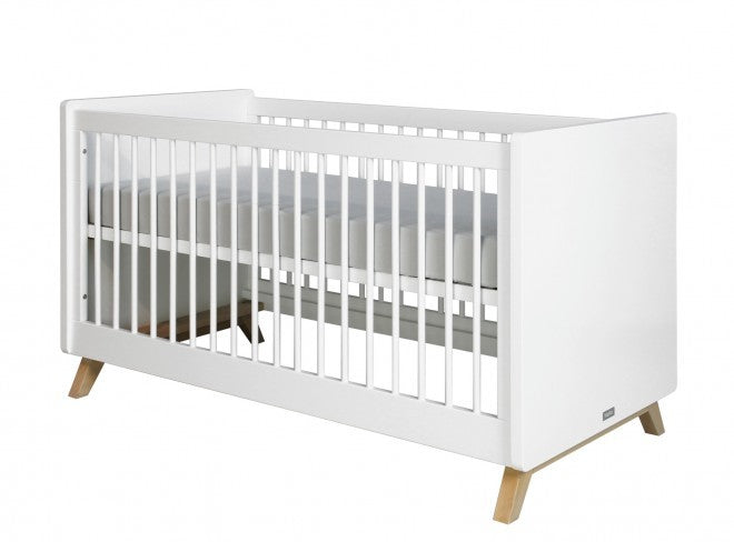Transformable Baby Bed Lynn 70x140 cm Bopita - Decochic