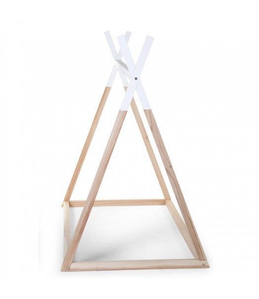 Montessori Teepee Junior Bed 70x140 cm Childhome - Decochic