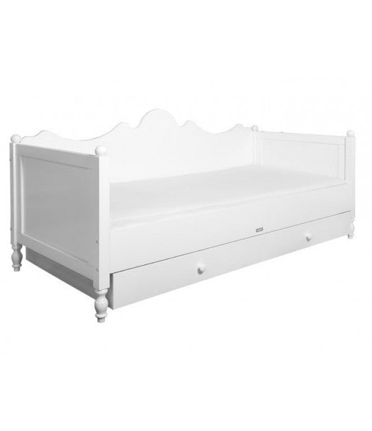 Beautiful Drawer Bed 90x200 cm Bopita-2 Available Colors - Decochic