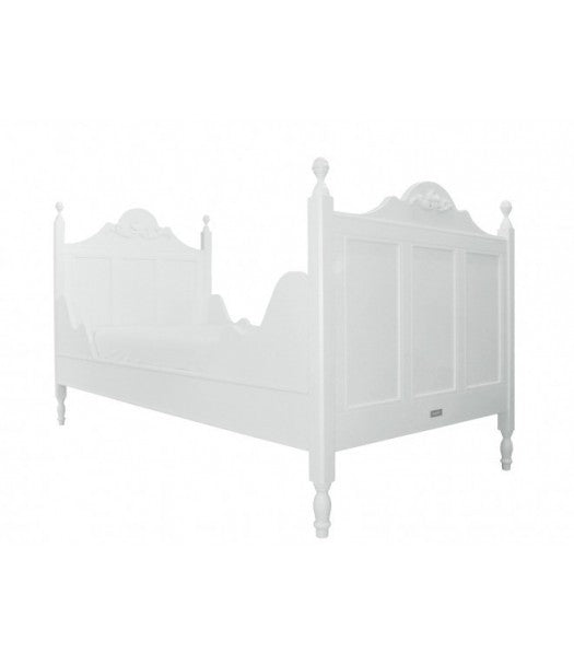 Romantic Single Bed 90x200 cm Bopita - Decochic
