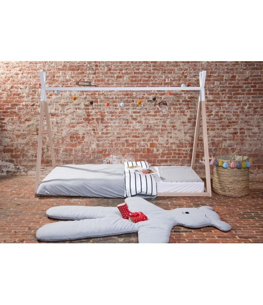 Letto Basso Bambini Teepee 90x200 cm Childhome - Decochic