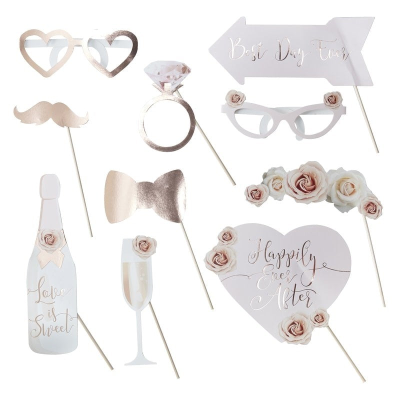 Photo Booth Props - Decochic
