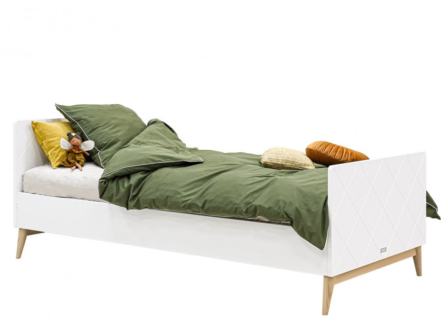 Letto Singolo 90x200 Paris Bopita - Decochic