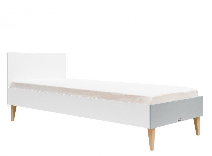 Lit simple 90x200 Emma Bopita - Decochic