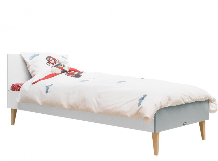 Single bed 90x200 Emma Bopita - Decochic