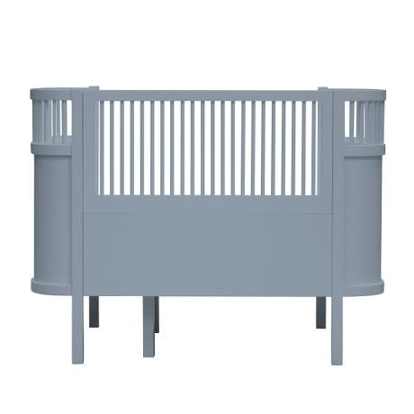 Transformable Baby Bed Blue Lake Sebra - Decochic