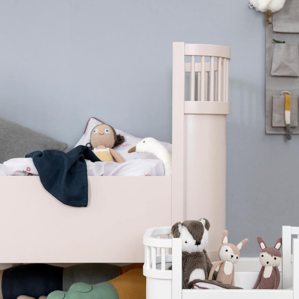 Convertible Children's Bed Beige Sebra - Decochic